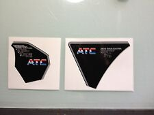 Honda 350X ATC Side Decals for MAIER fenders  86 1986 ATC350X 85 1985 250R 70