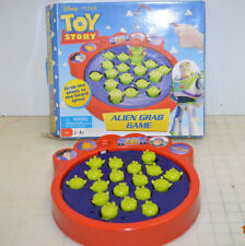 Disney Pixar Toy Story Alien Grab Game - Working - Missing 2 Hooks Parts