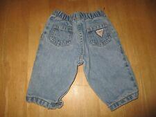 EUC infant VINTAGE GUESS 80's / 90's jeans - size 3 mos - SO SUPER CUTE!!!!!