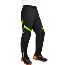 Cycling Casual Pants Sporting Hiking Riding Long Reflective Trousers Windproof