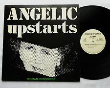 """ANGELIC UPSTARTS Woman in disguise FRENCH Orig 12"""" ANAGRAM 12 ANA 3 (1982) EX"""