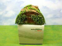 Roco 00615 Nissenhütte gerostet & begrünt Militär Modellbau Diorama H0 1:87 #8
