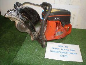 Husqvarna K760 Cut off saw 2 stroke petrol takes 300mm blade vat included SRA1