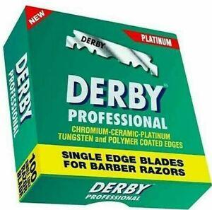 DERBY Professional Rasierklingen auswechselbar für Rasiermesser