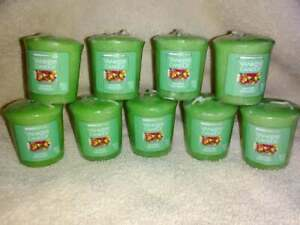 9 YANKEE CANDLE Easter Bouquet Votive Candles NEW & SEALED SET OF 9