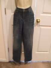 nwt  faded glory stright  denim  jeans  petite 16P- WAIST-36, INSEAM-30