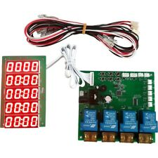JY-215 Inbuilt Counter 4 Channel Timer Board for Bill Acceptor Coin Acceptor