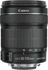 Canon EF-S 18-135mm f/3.5-5.6 IS STM UK RETAIL BOXED LATEST MODEL - SEALED