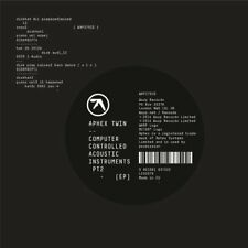 Aphex Twin : Computer Controlled Acoustic Instruments Pt. 2 CD (2015) ***NEW***