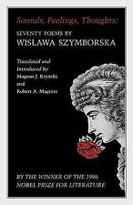 Sounds, Feelings, Thoughts: Seventy Poems by Wislawa Szymborska (Lockert Library