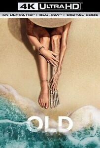 Old, Very Good DVD, Aaron Pierre,Eliza Scanlen,Ken Leung,Nikki Amuka-Bird,Abbey