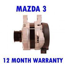 Mazda 3 1.6 2004 2005 2006 2007 2008 2009 2010 2011 - 2015 alternator