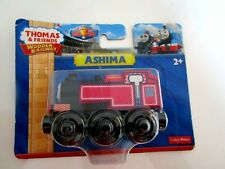 Thomas & Friends Wooden Railway Ashima Locomotive, New in Box, Fisher Price