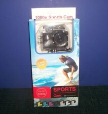 HD 1080P  Action Cam-Sports DV 30M Waterproof Camera -NEW in Box