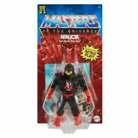 Masters of the Universe Origins Ninjor He-Man MOTU Action Figure IN HAND