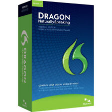 Nuance Dragon NaturallySpeaking Premium 12 With Headset