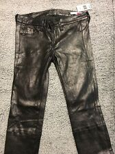 Tracy Reese Leather Pants