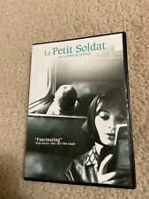 Jean-Luc Godard: Le Petit Soldat (DVD, 2001) MOVIE french film