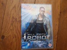 I Robot Will Smith DVD NEW & SEALED