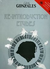 CHILLY GONZALES - RE-INTRODUCTION ETUDES  CD + BUCH NEUF
