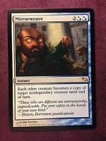 Mirrorweave  Shadowmoor  VO -  MTG Magic (NM)