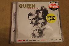 QUEEN - FREDDIE MERCURY - FOREVER - 2 x CD - POLISH RELEASE