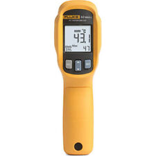 Fluke 62 Max Infrared Thermometer w/Dual-point Laser