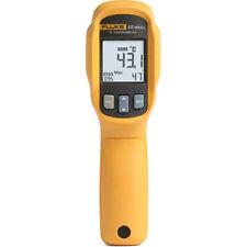 Fluke 62 Max Infrared Thermometer 22 1202f Range 121 Ratio