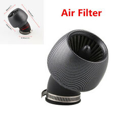 Mushroom Styling Motorcycle 28mm/35mm/45mm/48mm Air Cleaner Intake Filter+Clamp