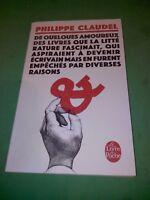 Philippe Claudel - De quelques amoureux des livres