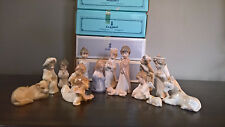 New listing lladro Nativity Set Mint In Original Boxes*Rare,Rare*