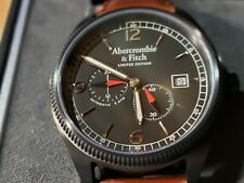 Abercrombie & Fitch Limited Edition  Watch Only 300 being made New Authentic!