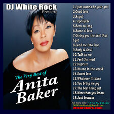 DJ White Rock The very best of Anita Baker
