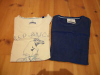 2 x  COLOURS & SONS T-SHIRTS Gr. L