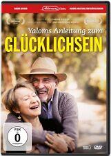 Yaloms Anleitung zum Glücklichsein Schweiz 1x DVD-9 Irvin D. Yalom Marilyn Yal..