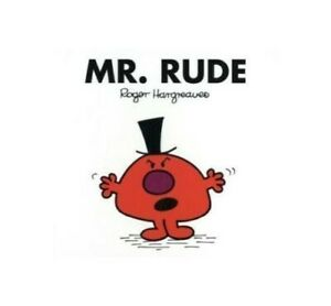 Mr. Rude: 45 (Mr. Men Classic Library) by Hargreaves, Roger Paperback Book The