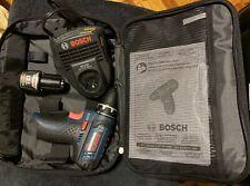 Bosh 12V Max Lithium-Lon 3/8 In. Brushless Drill Driver Kit