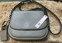 Marc Jacobs Griffin Leather Saddle CrossBody Bag NWT $295 Retail! Style M0014109
