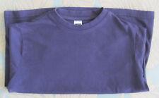 Chicos 5-6 años-George-Azul Marino Algodón Manga Corta Camiseta