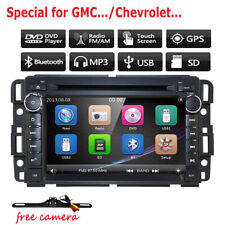 Car DVD GPS Radio Headunit Nav For GMC Yukon Sierra Acadia Chevy Tahoe Suburban!