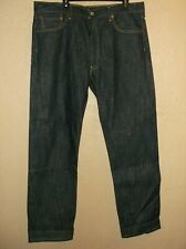 Vtg LEVIS 501XX INDIGO Denim Jeans mens 36 x 32 rigid little e