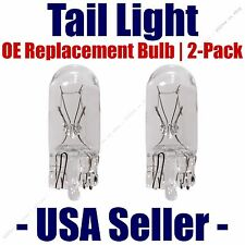 Tail Light Bulb 2pk - OE Replacement Fits Listed Pontiac & Subaru Vehicles - 194
