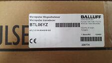 Transductor Lineal displscement BTL7-E100-M0400-B-S32 Balluff MICROPULSO