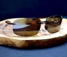 Maui Jim MJ Sport Breakwall Unisex Polarised Sunglasses MJ-422-26 Brown