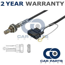 FOR VW GOLF CABRIOLET 1.8 1993- 4 WIRE FRONT LAMBDA OXYGEN SENSOR EXHAUST