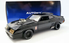 AUTO ART 1/18 MAD MAX FALCON TUNED INTERCEPTOR WITH MFP FENDER DECALS