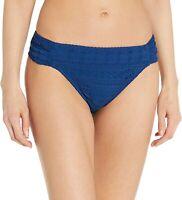 Bleu Rod Beattie Women's 236580 Side Tab Hipster Bikini Bottom Swimwear Size 8