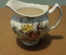 SHERATON Johnson Brothers Juie Pitcher Multi-color FLORAL ENGLAND