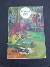 1967 Bushnell Dealers Catalog with Prices