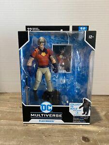 McFarlane Toys DC Multiverse Suicide Squad Peacemaker No King Shark BAF